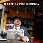 G-Clef Da Mad Komposa - The Producer v.2 CD