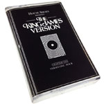 House Shoes - King James Version, Ch.1 Cassette