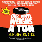 Various Artists - Our Vinyl Weighs(Blu-Ray) DVD+CD