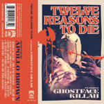 Ghostface & Apollo Brown - Twelve Reasons/Brown Tape Cassette