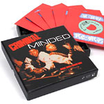"""Boogie Down Productions - Criminal Minded Box Set 5x7"""""""