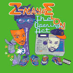 Z-Man & Elon - The Opening Act CD