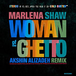 Marlena Shaw - Woman of the Ghetto Cassette EP