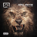 50 Cent - Animal Ambition Deluxe CD+DVD