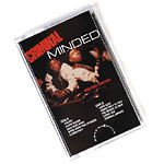 Boogie Down Productions - Criminal Minded Cassette