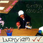 Luckyiam (PSC) - Extra Credit CD