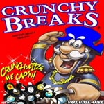 Various Artists - Crunchy Breaks vol.1 LP