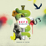 Def3 - WILDLIF3 LP