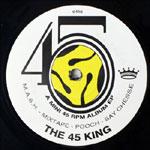 "45 King - M.A.S.H. 7"" Single"