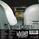 Delroy Edwards - Slowed Down Funk Volume 1 Cassette