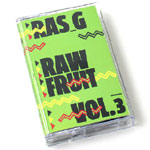 Ras G - Raw Fruit 3 Cassette