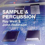 Ray West & John Robinson - Sample & Percussion Cassette