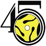 """45 King - The Third Album 7"""" Single"""