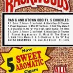 Ras G & Koreatown Oddity - 5 Chuckles Cassette