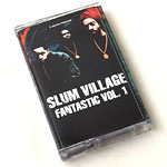 Slum Village - Fantastic Vol. 1 Cassette