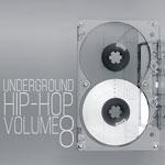 Various Artists - Underground Hip-Hop Vol.8 CD
