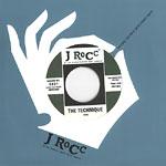 "J Rocc - Funky President Edits v.1 7"" Single"