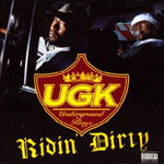 UGK - Ridin' Dirty (re-issue) 2xLP