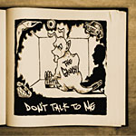 The Grouch - Don't Talk To Me CD