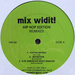 "Various Artists - Mix Widit! Hip Hop #2 12"" EP"