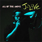 J-Live - All of the Above 2xLP