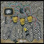 Triune Gods (Bleubird) - Three Cornered World LP