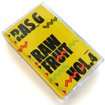 Ras G - Raw Fruit 4 Cassette
