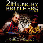 2 Hungry Brothers - Table Manners CD
