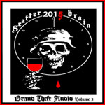 Scatter Brain - Grand Theft Audio vol. 3 Cassette