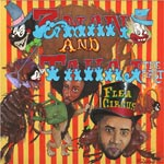 Z-Man & Tahaj the First - Flea Circus CD