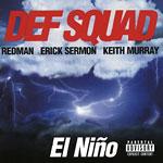 Def Squad - El Nino 2xCD