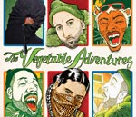 White Mic (Bored Stiff) - The Vegetable Adventures 3xCD