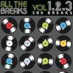 Various Artists - All The Breaks Vol. 1+2+3 CD