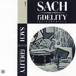 Sach - fiDELITY Instrumentals Cassette EP