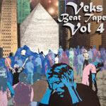Veks - Beat Tape 4 Cassette