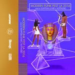 Egyptian Lover / Hotthobo - Modern Funk Fest 2016 Cassette