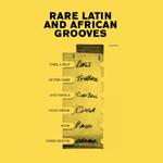 Chris Hound - Rare Latin/AfricanGrooves Cassette