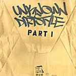 Dirtstyle - Unknown Dirtsyle Part One LP