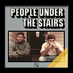 "People Under The Stairs - Jappy Jap 12"" Single"