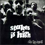 De La Soul - Stakes is High (repress) 2xLP