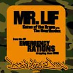 "Mr. Lif - Home of the Brave 12"" Single"