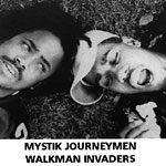 Mystik Journeymen - Walkman Invaders CD