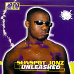 Sunspot Jonz - Unleashed CD Single