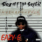 Eazy-E - Str8 Off Tha Streets ... CD