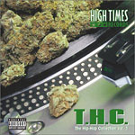 Various Artists - THC Hip Hop Collection 1 CD