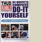 Q-Bert - Do-It Yourself Vol. 1 DVD