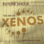 Future Shock - The Art of Xenos CD