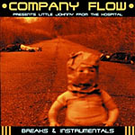 Company Flow - Little Johnny/Hospital CD