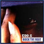 """Edo G - Rock the Beat (used) 12"""" Single"""