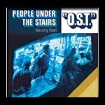 "People Under The Stairs - OST 12"" Single"